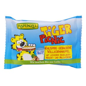 TIGER PICNIC WAFER 23gr - RAPUNZEL