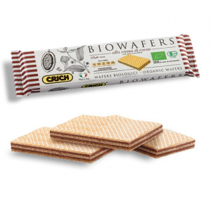 WAFERS AL CACAO 125gr - CRICH