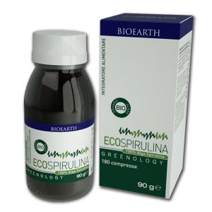 ECO SPIRULINA 500cps - BIOEARTH