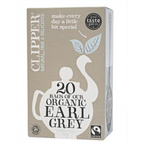 TE' EARL GREY FAIRTRADE BIO 50g - FINESTRA SUL