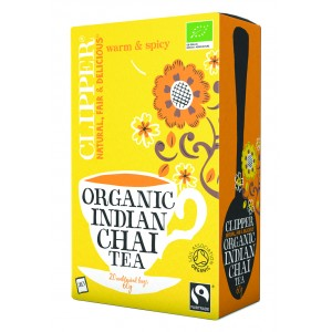 INDIAN CHAI BIO - FINESTRA SUL CIELO