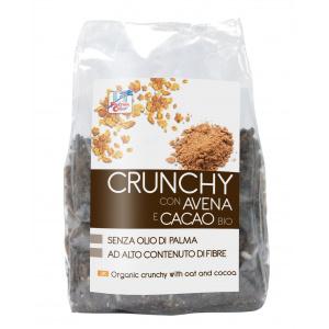 CRUNCHY CON AVENA E CACAO 375gr - LA FINESTRA SUL