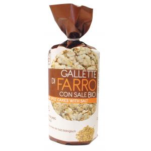 GALLETTE DI FARRO 100gr - LA FINESTRA SUL CIELO
