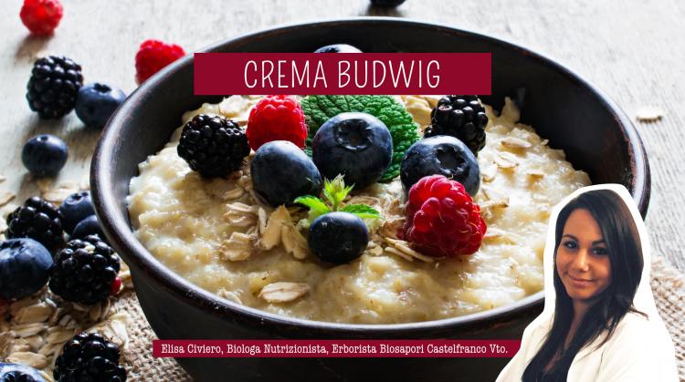 Crema Budwig: una proposta per una colazione sana e completa!