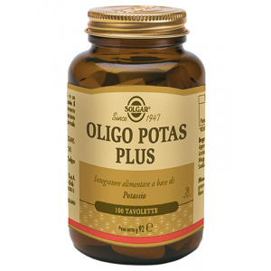 OLIGO POTAS PLUS 100tav - SOLGAR