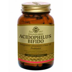 ACIDOPHILUS BIFIDO 60TAV - SOLGAR