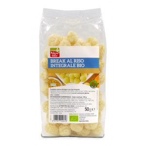 BREAK AL RISO INTEGRALE 50 GR - LA FINESTRA SUL