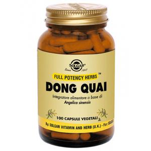 DONG QUAI 100cps - SOLGAR