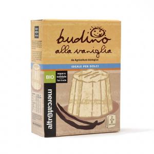 PREPARATO PER BUDINO ALLA VANIGLIA 200gr -