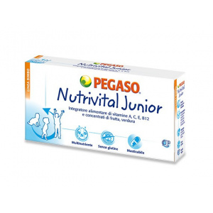 NUTRIVITAL JUNIOR 30cps - PEGASO