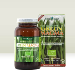 GREEN MAGMA POLVERE 80 GR - ROYAL NATURE