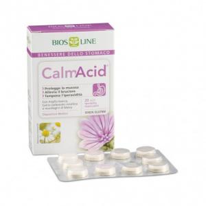CALMACID 40pastiglie - BIOSLINE