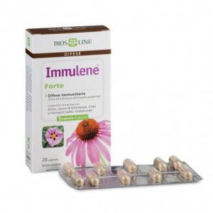 IMMULENE FORTE 20cps - BIOSLINE