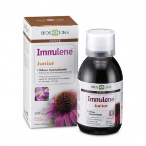 IMMULENE JUNIOR 200ml - BIOSLINE