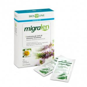 MIGRALEN 12bustine - BIOSLINE