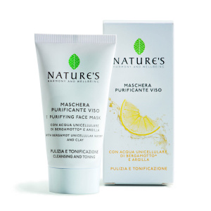 MASCHERA PURIFICANTE 50ml - NATURE'S