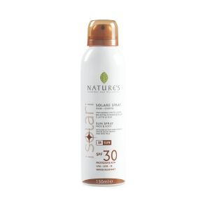 SPRAY SOLARE VISO-CORPO SPF30 150ml - NATURE'S