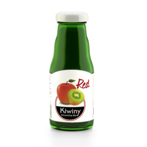 SMOOTHIE RED SUCCO E POLPA DI KIWI E MELA 200ml -