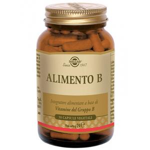 ALIMENTO B 50cps - SOLGAR