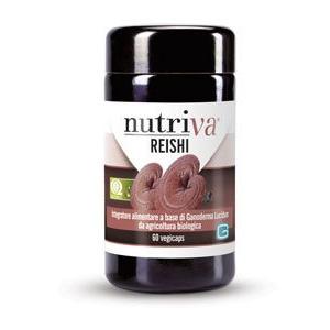 REISHI 60cps - NUTRIVA