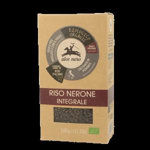 RISO NERONE INTEGRALE 500gr - BIOLOGICO