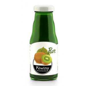 SMOOTHIE PURE SUCCO E POLPA DI KIWI 200ml - KIWINY
