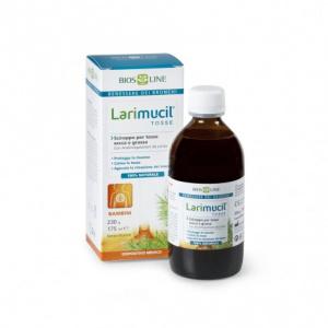 LARIMUCIL TOSSE BAMBINI 175ml - BIOSLINE