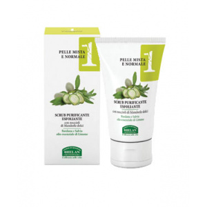 SCRUB PURIFICANTE ESFOLIANTE 50ml - HELAN