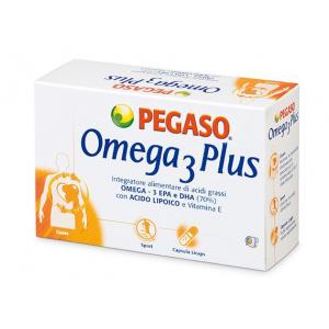 OMEGA 3 PLUS - PEGASO