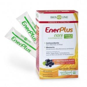 ENERPLUS NONI-ELEUTEROCOCCO 15 bustineX10 ml -