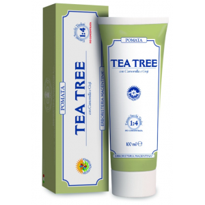 TEA TREE POMATA 100ml - ERBORISTERIA MAGENTINA