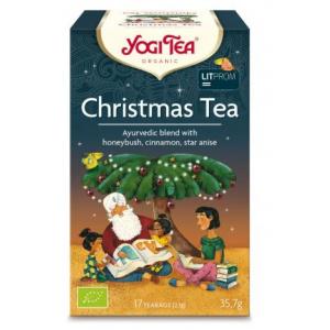 CHRISTMAS TEA 17 FILTRI - YOGI TEA