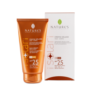 CREMA SOLARE SPF25 150ml - NATURE'S