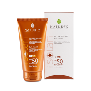 CREMA SOLARE SPF50 150ml - NATURE'S