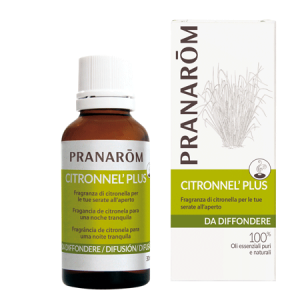 SINERGIE PER L' AMBIENTE CITRONNEL' PLUS 30 ML -