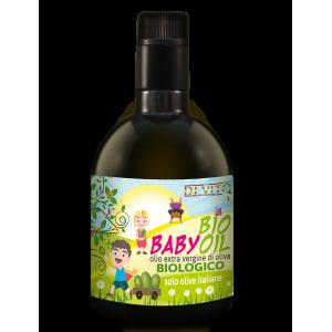 OLIO EXTRA VERGINE DI OLIVA BABYOIL 0, 5 LT - DI