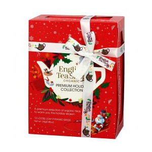 RED HOLIDAY INFUSI DI NATALE 24GR - ENGLISH TEA