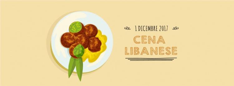 Cena Libanese 1 dicembre 2017