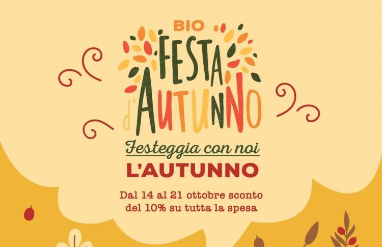 Volantino offerte di ottobre e Festa d'Autunno!