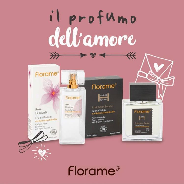 Florame: il profumo dell'amore!