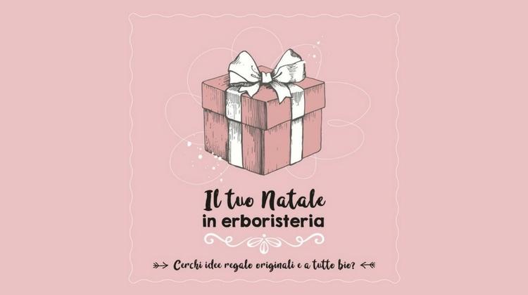 Il tuo Natale in Erboristeria!