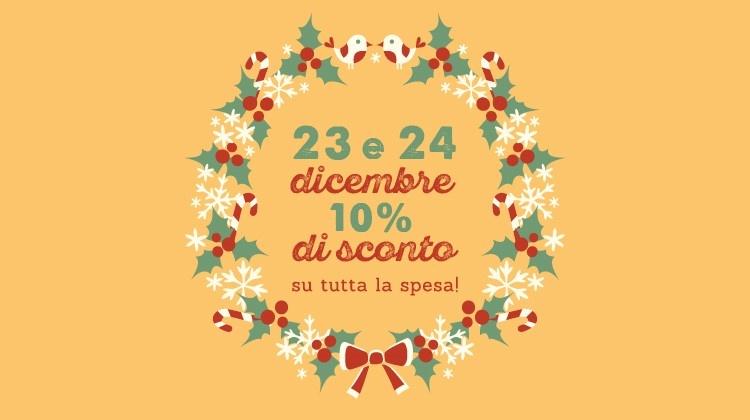 Il tuo Natale a tutto BIO!