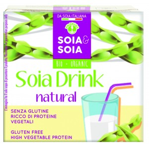 SOY & SOY NATURALE 500ml - PROBIOS