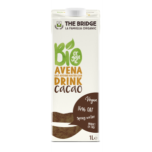 BEVANDA DI AVENA CHOCO 1lt - THE BRIDGE