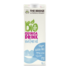 BEVANDA DI QUINOA 1lt - THE BRIDGE