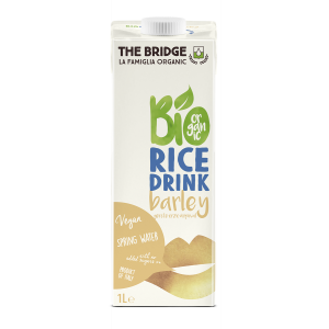 BEVANDA DI RISO CON ORZO 1lt - THE BRIDGE