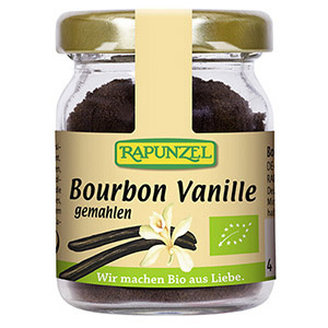 VANIGLIA BOURBON IN POLVERE 15gr - RAPUNZEL