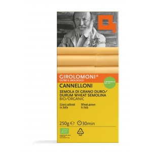 CANNELLONI 250gr - GIROLOMONI