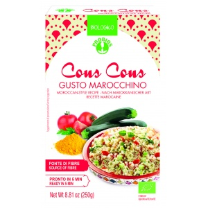 COUS COUS GUSTO MAROCCHINO 250gr - PROBIOS