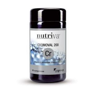 CROMOVAL 60cps - NUTRIVA